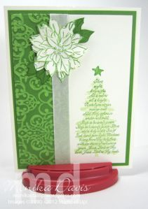 Sharing Christmas Cards – 11 – 15 « Stamping Together At Monika's Place