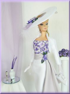 *Love, April*~OOAK Spring Fashion for Silkstone/Vintage Barbie/Royalty~Joby in | eBay