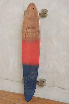 Globe Pinner Classic Longboard #anthrofave