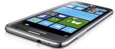 El nuevo smartphone Samsung ATIV S cuenta con sistema operativo Windows 8