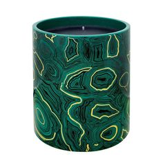 Fornasetti Malachite Candle