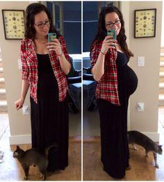 37 week maternity fashion