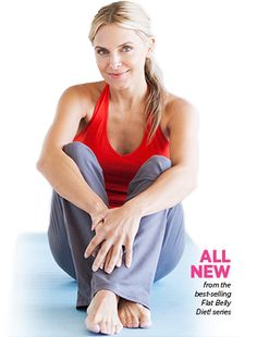 ALL-NEW from the Flat Belly Diet series!  flat belly yoga