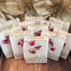 These Gorgeous Rose Accent Soap Favors Have An Elegant, Whimsical Appearance And Make Wonderful Additions To Weddings Or Baby Showers. Scented With 100 Pure Fragrance Oils And Colored Naturally Soap Wedding Favors, Soap Favors, Wedding Favors For Guests, Bridal Shower Favors, Gifts For Wedding Party, Bridal Shower Decorations, Wedding Decorations, Party Favors, Cheap Baby Shower Favors