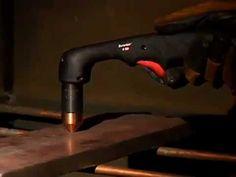 SIDERCORTE, funcionamiento del equipo de corte por plasma Powermax 85 de...
