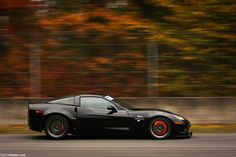 track time for the z06