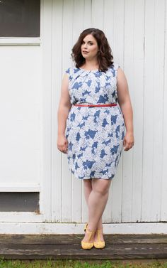 Everyday Extraordinary: Sophisticated styles that go beyond work wear. Chubby Fashion, Curvy Women Fashion, Modest Fashion, Plus Size Fashion, Plus Size Fall Outfit, Plus Size Outfits, Curvy Outfits, Fashion Gallery, Pretty Outfits