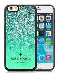 Most Popular Custom iPhone 6 Case Kate Spade New York Silicone TPU Phone Case For iPhone 6 Cover Case 161 Black by supermalls