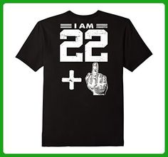 Mens Legends Born In 1994 Birthday Gift For 23 Years Old I Am Small Black - Birthday shirts (*Amazon Partner-Link)