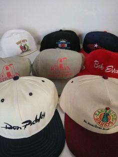 50da9fc4a69 Lot of 8 Vintage Restaurants Hats - Don Pablo s Strapback - Bob Evans  Snapback  fashion