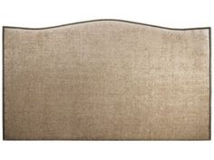 Serene Furnishings Charlotte Fudge Upholstered King Size Headboard £103.99