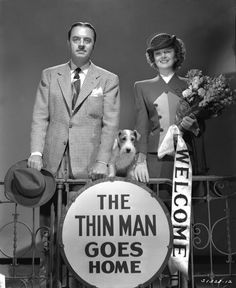 """The Thin Man Goes Home"", 1945"