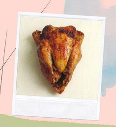 """""""My ultimate healthy comfort food is roast chicken—easy to prepare athome, perfect for sharing, and it always makes you feel good,"""" Westermann says. Serves 4 Ingredients: 1 chicken,..."""