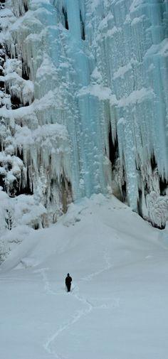 (via Njupeskär Waterfall, Sweden | Amazing Views around the World! | Pinte…)