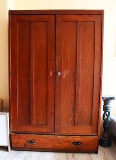 Beautiful Large Antique Mahogany Wardrobe 1900-1905  | eBay