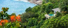Four Seasons Resort, Seszele, Wyspa Mahe