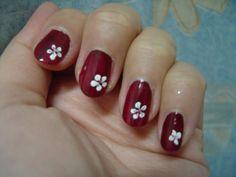 #Simple Nail Art Designs For Short Nails - DELARIZ