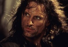 Viggo Mortensen in Peter Jackson's  The Lord of the Rings: The Fellowship of the Ring 2001