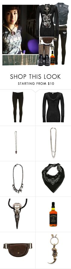 """gpoy"" by whiskeyandhash ❤ liked on Polyvore featuring BKE, Pangea, Forever 21, AllSaints, Raven Denim, Bed