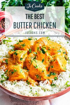 Indian Food Recipes, Asian Recipes, Healthy Recipes, Ethnic Recipes, Savoury Dishes, Food Dishes, Main Dishes, Chicken Recipes, Easy Butter Chicken Recipe