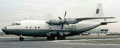 1970 / Antonov AN-12BP (7T-WAC), Algerian Air Force (1965-198?)