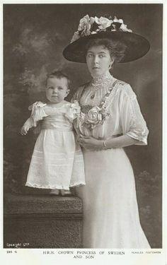Prinzessin Margarete von Schweden mit Sohn, nee Princess of Connaugh | Flickr - Photo Sharing!