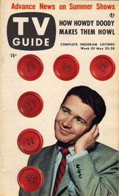 Red Buttons  May 22-28 1953