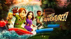 Kinect Adventures - Vendido