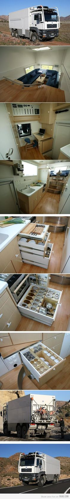 camper drawer storage!! <---- f that, I want this truck! That's too damn awesome!