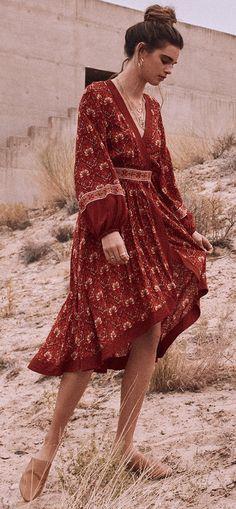 #dress #boho #bohemian #bohochic #bohostyle