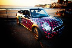 Of course, you will want to wrap your Mini in a cool TCH #carwrap and really stand out from the crowd. If you need help financing the wrap call us 855-411-7469 Rimz-U-Like