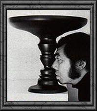 Shigeo Fukuda | Ilusiones opticas