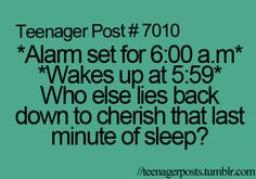 Yeah, I do that.