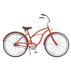 Dreamcycle Womans 26 Beach Cruiser Bicycle
