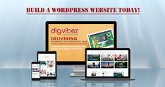 Digvibez help you craft a functional & high-performing WordPress Website through effective web development services. Contact now at digvibez@gmail.com! Web Development, Innovation, Wordpress, Website, Craft, Creative Crafts, Crafting, Handmade, Do It Yourself