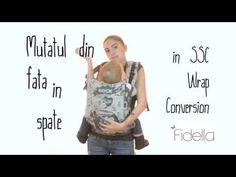 Mutat din fata in spate Fidella Fusion - SSC Wrap Comversion - YouTube