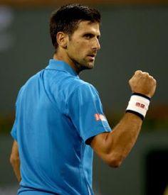 Blog Esportivo do Suíço: Em ritmo de treino, Djokovic estreia bem em Miami
