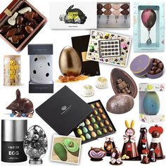 cool Gift Guide: Easter Chocolates