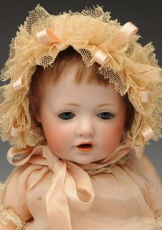 "Lot # : 1193 - Precious ""Hilda"" Character Baby Doll."