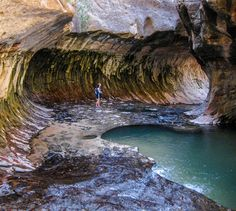 Tips for Hiking Zion's Iconic Subway