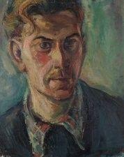 Frans Nols ( Heerlen 1921 - Amsterdam 1973) Amsterdam, Portrait, Painting, Headshot Photography, Paintings, Draw, Portraits, Drawings