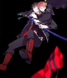 Ao no Exorcist (Blue Exorcist) Image - Zerochan Anime Image Board Blue Exorcist Anime, Ao No Exorcist, Rin Okumura, Cut Animals, Angel Of Death, Anime Ships, Anime Guys, Manga, Cute