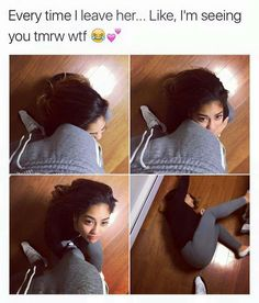 I want my girlfriend to be like this