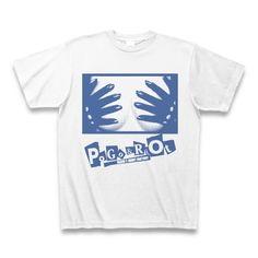Pink Dolphin vagues Pulse T-Shirt-Gris
