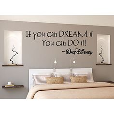 Wall Stickers Wall Decals,   English Words & Quotes PVC Wall Stickers – CHF ₣ 7.55