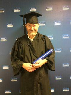 Office Skills Graduate from Pitman Training Kerry. Well done Glenn Paul! Training Courses, Graduation, Student, College Students, Graduation Day, Prom