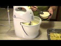 Jablkový koláč - recept na obrátený jablkový koláč - VIDEO Ako sa to robí.sk