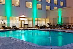 Yes we will be relaxing by this lovely pool at the Westin Domain in Austin! Ahhhh!