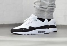 Nike Air Max 1 Ultra Essential Mini Swoosh Clothing, Shoes & Jewelry : Women : Shoes : Athletic : Nike http://amzn.to/2l40btB