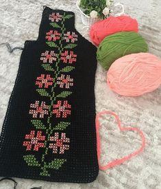 Crochet Stitches, Crochet Patterns, Crotchet, Friendship Bracelets, Gloves, Instagram, Cross Stitch Embroidery, Crocheting, Dots